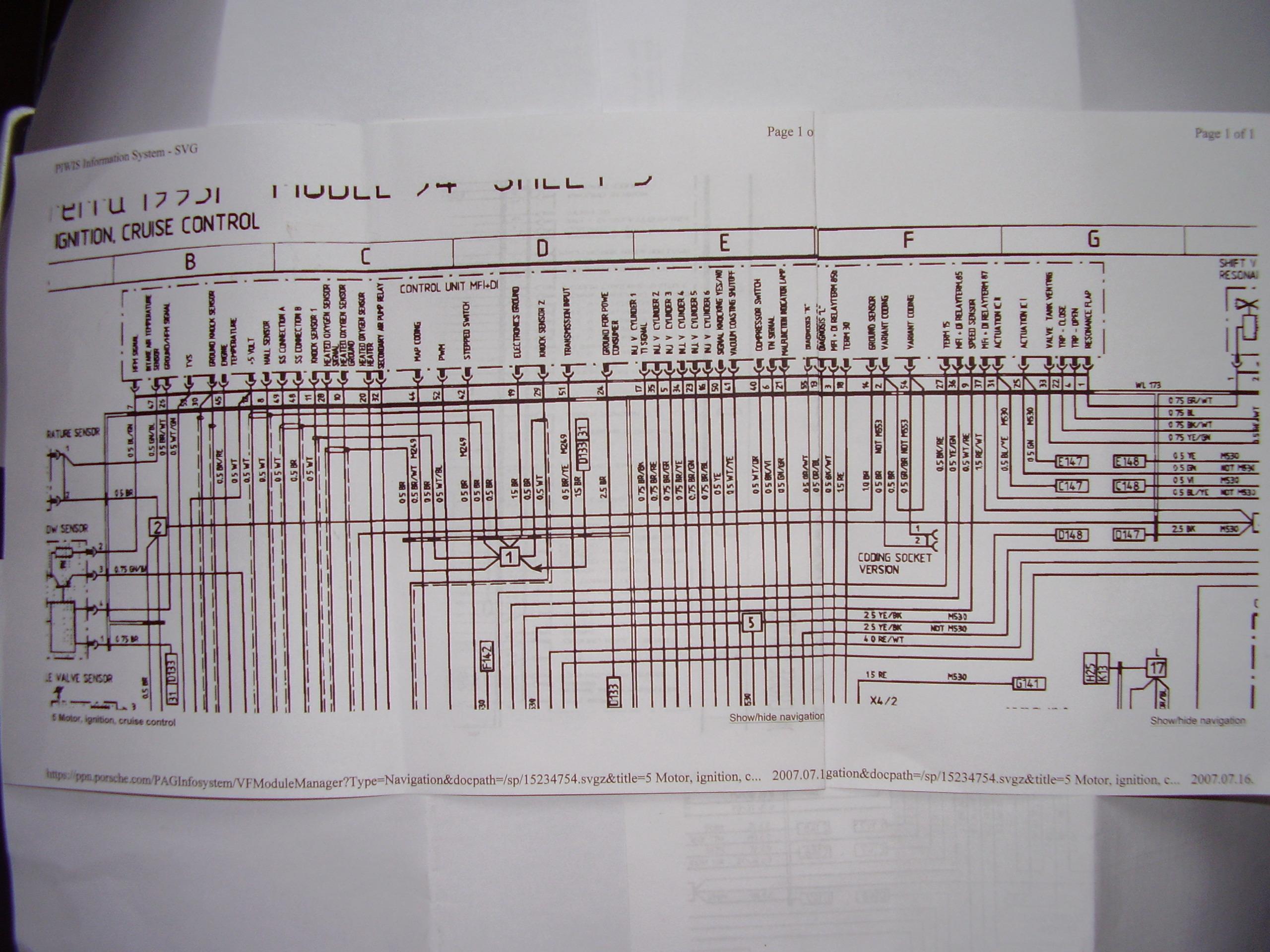 Niedlich 1982 Porsche 928 Schaltplan Galerie - Verdrahtungsideen ...